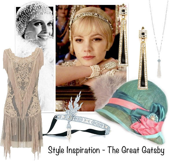 Style Inspiration – The Great Gatsby